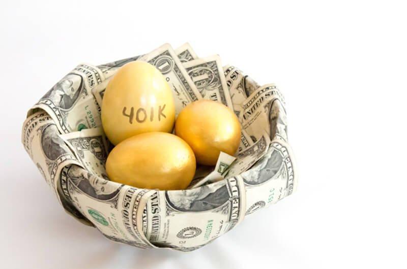 401 k golden egg in basket - retirement 401k planning services in farmington CT