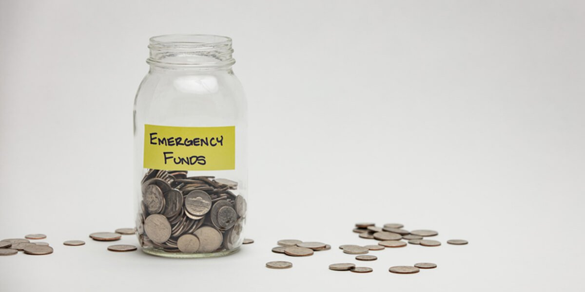 emergency funds in glass jar - emergency funds financial planning services farmington ct