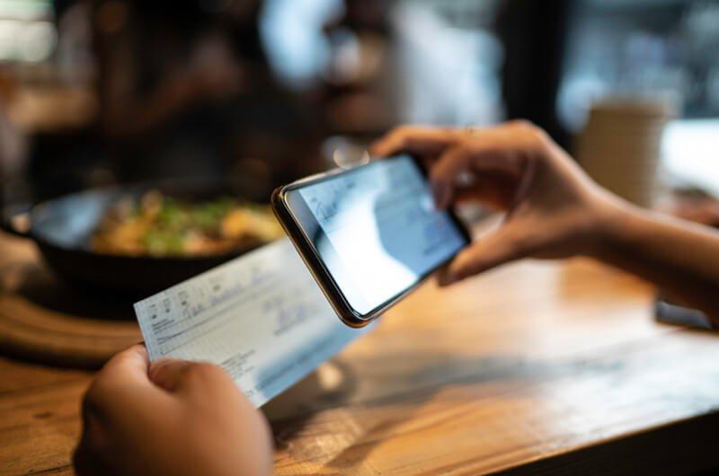 deposit check via mobile app - pros cons of online banking financial planning services farmington ct