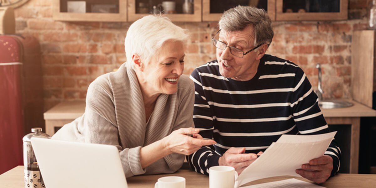 senior couple planning - financial planning services for seniors farmington CT